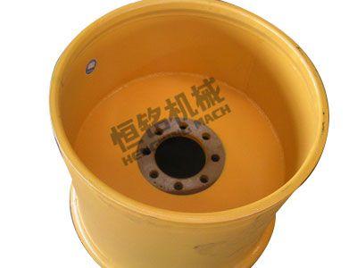XS120压路机钢圈