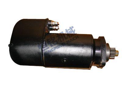 WD615起动机