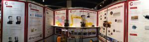 奥特科技登陆2016菲律宾国际工程机械及建筑材料展览会