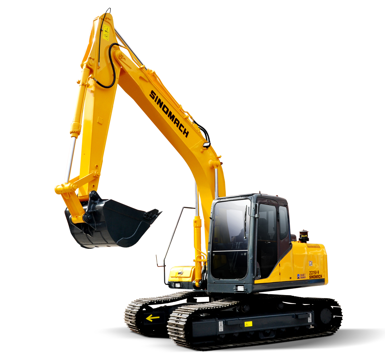 ZG3235-9 ZG3235-9C履带挖掘机
