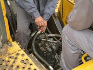 维修车间设备1