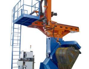挖斗机器人焊接系统