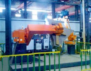 翼箱机器人焊接系统