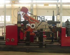 油口接头机器人焊接系统B