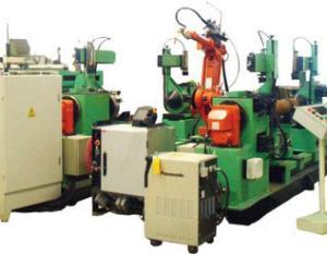 方油嘴机器人焊接系统