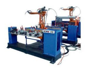标准框机器人焊接系统