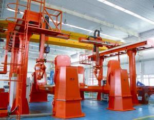 塔机转台机器人焊接系统 2