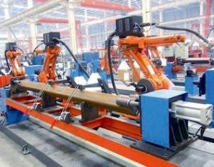 主肢管机器人焊接系统