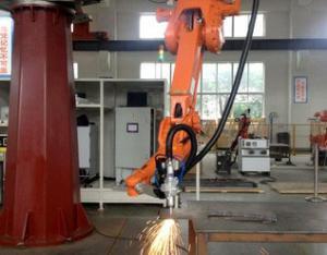 激光切割机器人系统 1