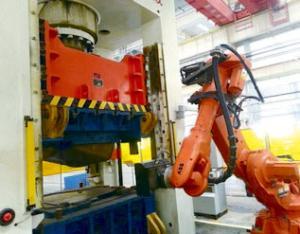 热压板搬运系统 2