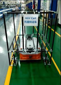 潛伏牽引式AGV