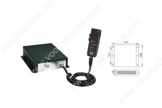 cjb100di/100w手控式警报器