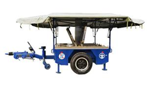 Cooking Trailer