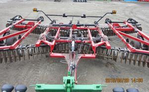 ZSM700 Compound minimal tillage stubble combined tillage machine