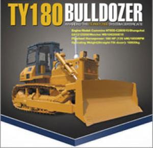 TY180 BULLDOZER