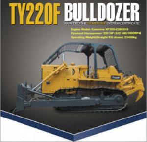 TY220F BULLDOZER