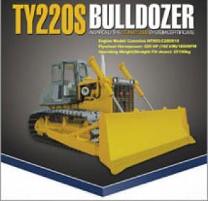 TY220S BULLDOZER