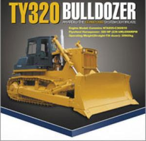 TY320 BULLDOZER