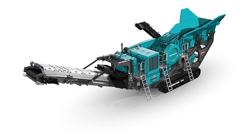 颚式破碎机 Premiertrak 600&600E