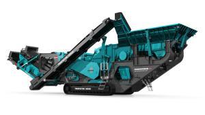 反击式破碎机 Trakpactor 500 & 500SR
