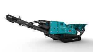 反击式破碎机 Trakpactor 260/260SR