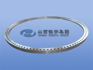 Wind and power flange
