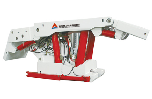 zf7000/23/47放顶煤液压支架挡矸板的设计