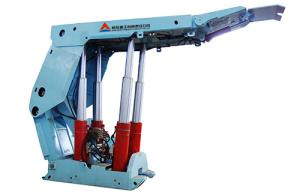 支撑掩护式液压支架ZZ6000