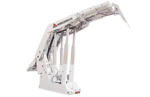 放顶煤式液压支架ZF16000