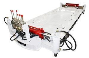 轨道自动牵引平板车