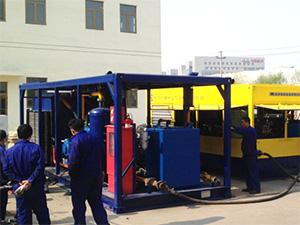 工業發動機--空氣壓縮機設備