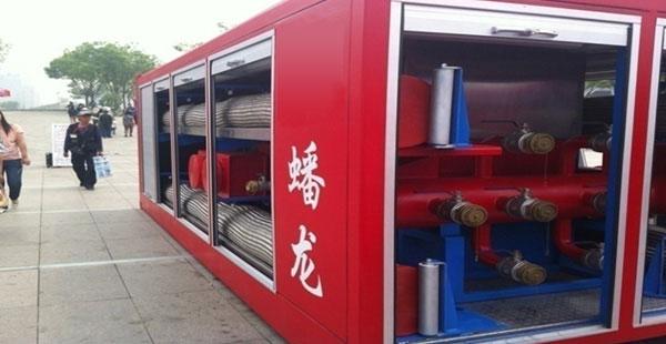 工業發動機--消防排水泵設備