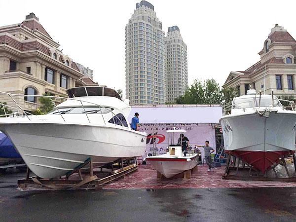 船用發動機--游艇項目