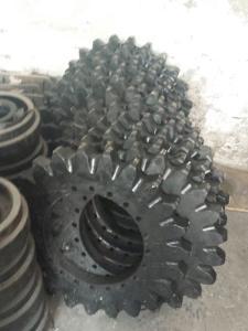 镇江SPS90米摊铺机驱动轮