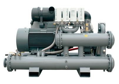 kg110w-8矿用螺杆空气压缩机