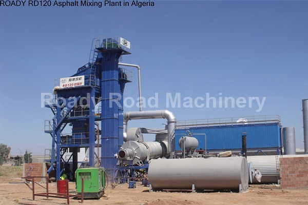 RD120 Site in Algeria