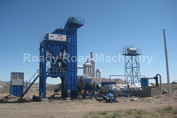 RD105 Site in Mongolia
