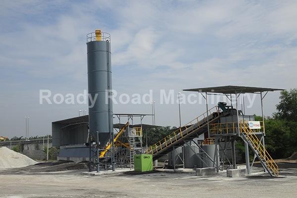 WCBD400C Site in Malaysia
