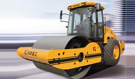 KS122D单钢轮