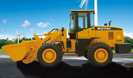 KL836轮式装载机