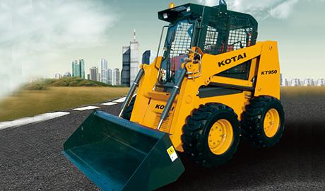 KT950滑移装载机