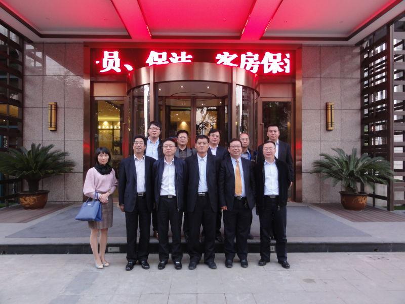 路面机械专业品牌联盟第一届七次理事会在合肥召开