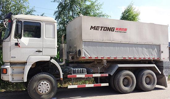 LMT5250FSB粉料洒布车