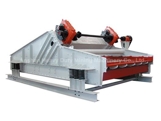 GJZKK Series High Efficiency &Energy Saving Large Scale Horizontal Vibrating Screen