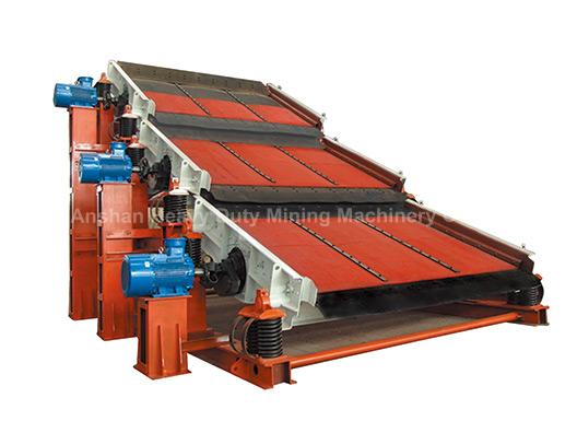 GDZS Series High Efficiency Unit Combination Vibrating Screen