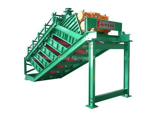 ZJG Series High-frequency Vibrating Fine Screen