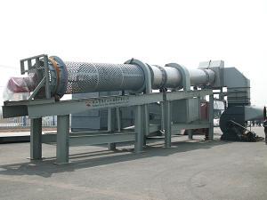 镍铁合金造粒系统