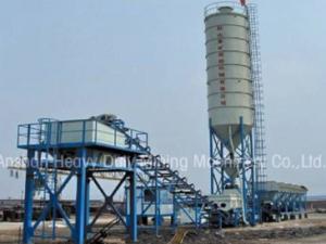 WB系列水泥稳定土厂拌设备