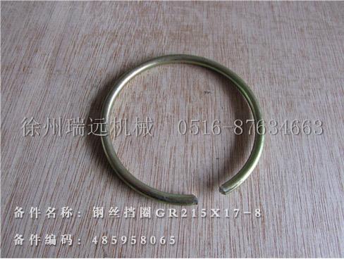 鋼絲擋圈GR215X17-8