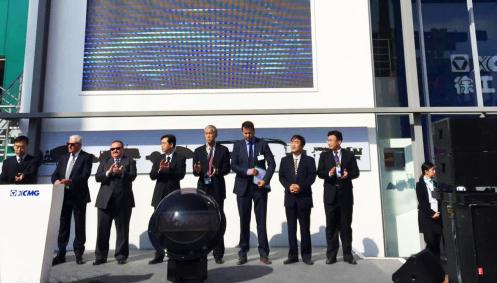 中國制造揚威慕尼黑 徐工用品質贏得世界尊重